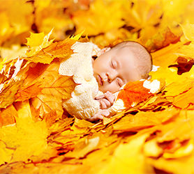 Sonbaharda Doğan Çocukların Tipik Özellikleri