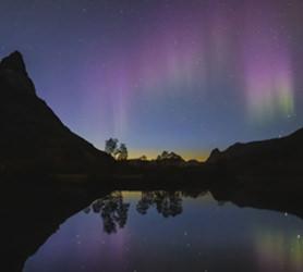Kuzey ışıklarının göz alıcı güzelliğine bu video ile şahit olun!