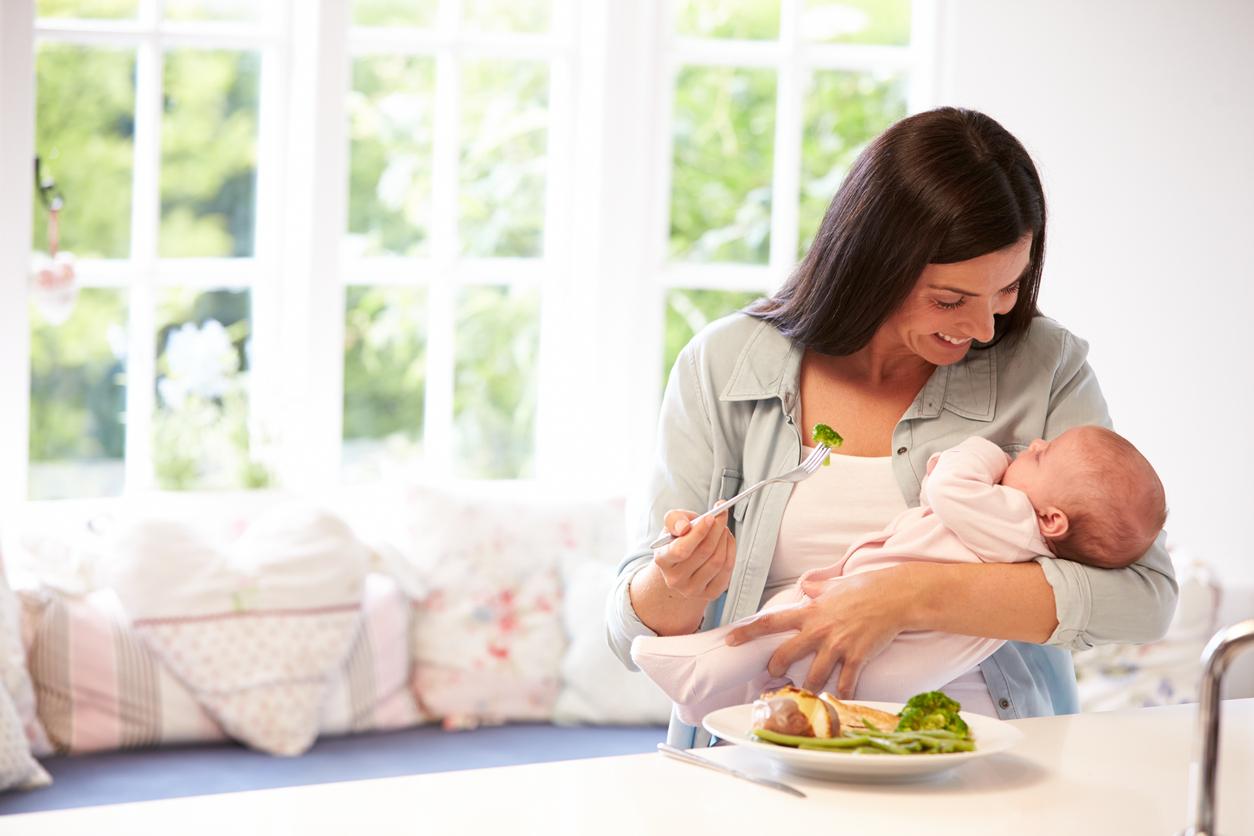 Emziren anne diyeti nasıl olmalı