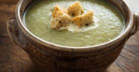 Sağlık Deposu: Brokoli Çorbası
