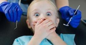 Çocukların Diş Doktoru Korkusunu Nasıl Yenilir?