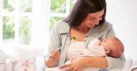 Emziren Anne Diyetinde Olması Gerekenler
