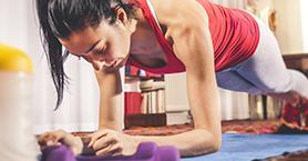 Evde Yapabileceğiniz 7 Aletsiz Egzersiz