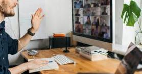Evden Çalışan Ekibinizi Etkin Tutmanın 5 Yolu