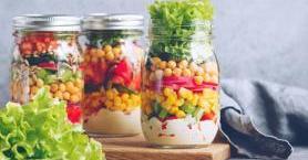 Her An Yanınızda Taşıyabileceğiniz 5 Sağlıklı Kavanoz Tarifi