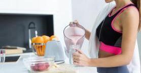 Antrenman Veriminizi Artıracak Protein Bazlı 5 Shake Tarifi