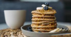 Renkli Bir Sabaha Uyanmak İsteyenlere 5 Sağlıklı Pancake Tarifi
