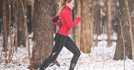 Kışın Açık Havada Spor Yapmanın 4 Yolu