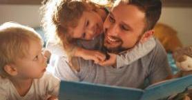 Babaların Çocuklarına Okuyabilecekleri En Güzel 5 Masal