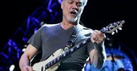 """Hoşça kal """"Rock'ın Mozart'ı""""... Eddie Van Halen'ın gitarı sustu"""