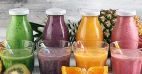 Çocuklarınız İçin Kış Mevsiminde Hazırlayabileceğiniz Vitamin Dolu Meyve Suları