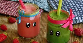 Meyve Sevmeyen Çocuğunuzu Smoothie ile Baştan Çıkarın