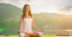 Stresinizi Azaltacak 4 Yoga Hareketi