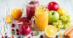 Toksinlerden Arınmanızı Sağlayacak Sebze ve Meyve Suları