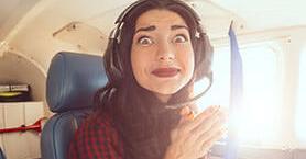 Uçak Korkusunu Yenmenin 12 Yolu