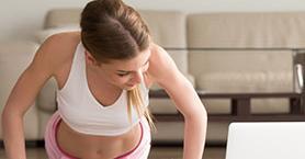 Evde Kolayca Uygulayabileceğiniz 5 Zayıflama Egzersizi