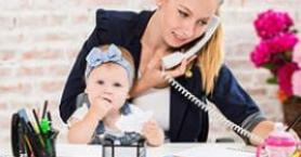 Çalışan Annelere Zamanı Verimli Kullanmak İçin 10 Tavsiye