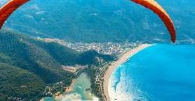Türkiye'de Bulunan Yamaç Paraşütü Rotaları