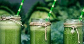 Yeşil Sebze Ve Meyvelerle Hazırlayabileceğin Enfes Smoothie Tarifleri