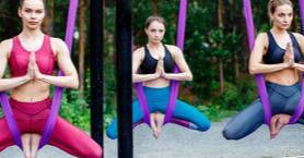 Antigravity Yoganın (Hamak Yogası) Klasik Yogadan 5 Farkı