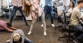 Masa Başında Yapılabilecek Egzersiz Hareketleri