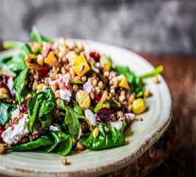 Tip Tip Kinoa Salataları (3 Tip)