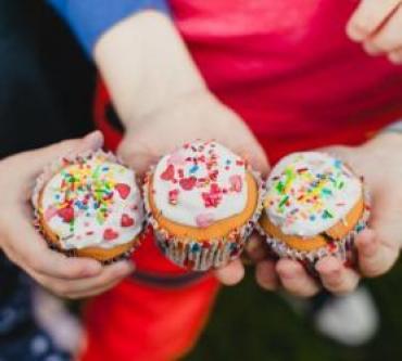 Çocuklarla Yapabileceğiniz Eğlenceli Cupcakeler