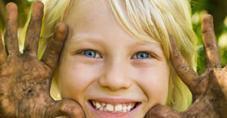 Pediatristler Onay Verdi: Bırakın Çocuklar Kirlensin