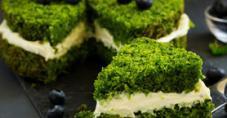 Sebzeyi Tatlıya Dönüştüren Tarif: Ispanaklı Pasta