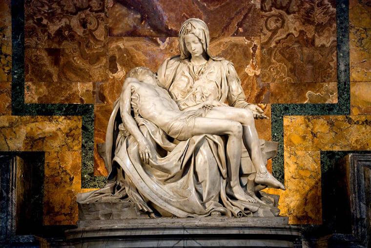 Michelangelo'yu Bul